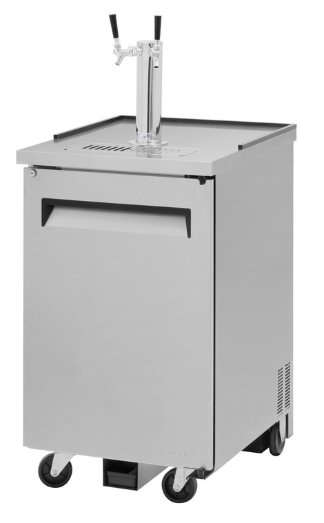 TBD-1SD-N6 Stainless Steel Underbar Beer Dispenser