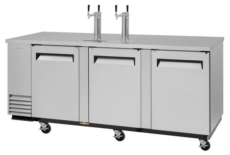 TBD-4SD-N Undercounter Beer Dispenser