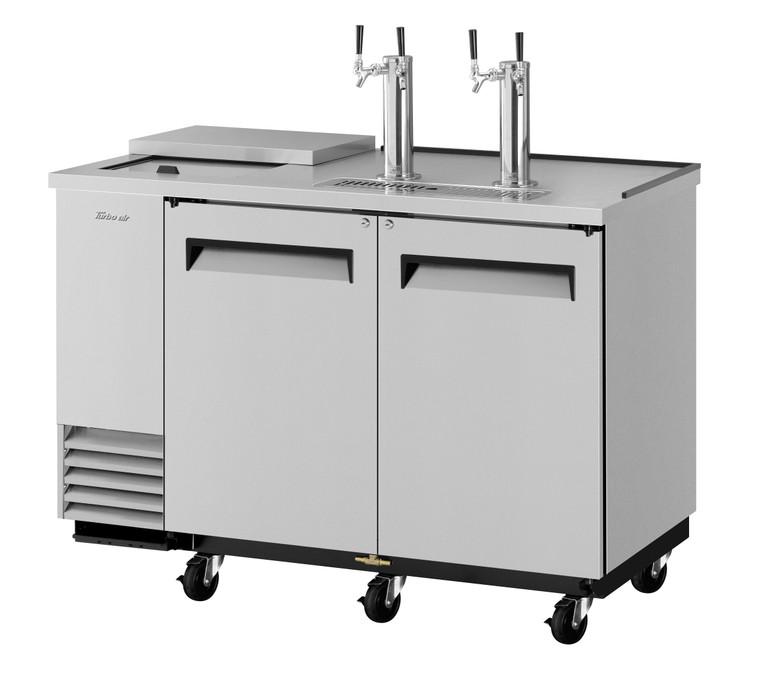 TCB-2SD-N6 Stainless Steel Beer Dispenser