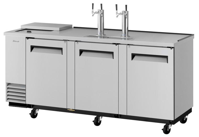 TCB-4SD-N Stainless Steel Beer Dispenser