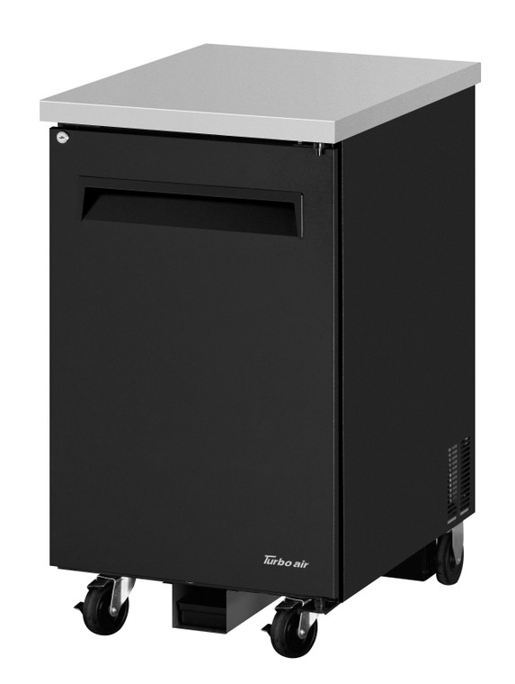 TBB-1SB-N6 Black Vinyl Back Bar
