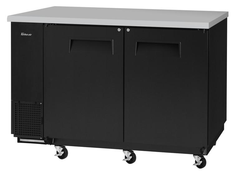 TBB-24-60SB-N6 Solid Door Back Bar