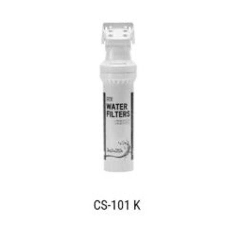 ITV  CS-101 K Water Filtration Single Kit W/ Bracket & Cartridge