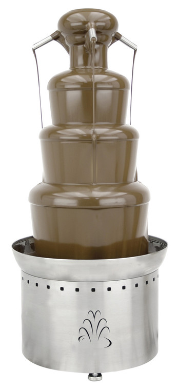 Buffet Enhancements Chocolate Fountain Topper, SS, Spout