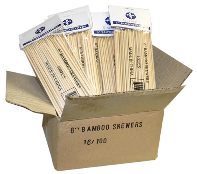 Buffet Enhancements Bamboo Fondue Skewers