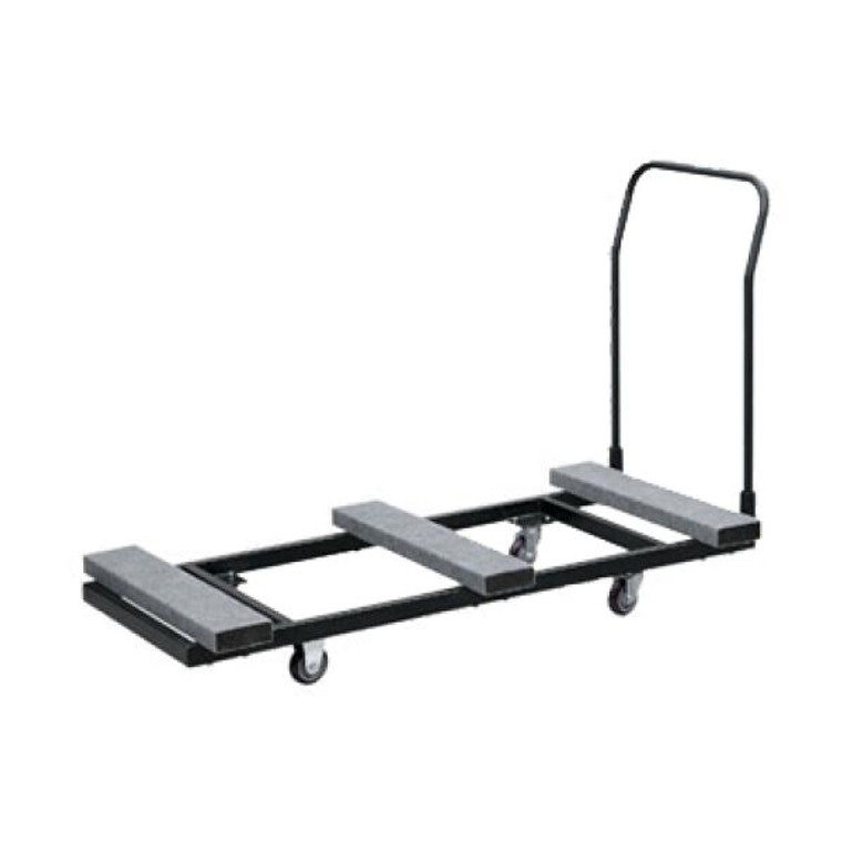 Buffet Enhancements Table Dolly For 6/' Rectangular Folding Tables, Holds 8 Tables, Minimum Quantity 10