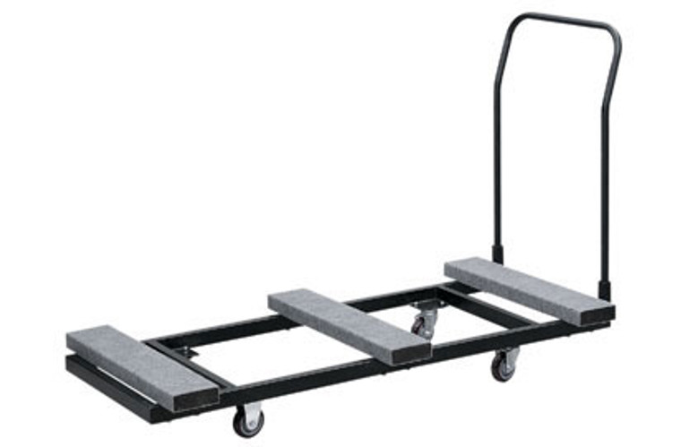 Buffet Enhancements Table Dolly For 8/' Rectangular Folding Tables, Holds 8 Tables,Minimum Quantity 10