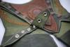 Women's Leather Holster Vest- *El Norteno* Multiple Colors