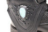 Women's Black Handmade Leather Boots *Gunslinger*