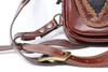 Aventurera Leather Utility Belt Bag  image of strap