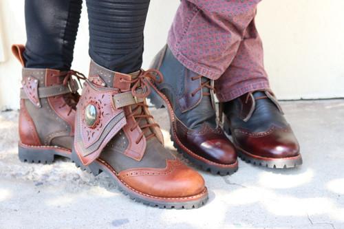 Custom Women's Gunslinger Boots