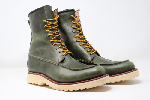 Workmans Leather Boots
