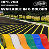 RPT-750 Reflective High Durability Concrete and Pavement Marking Tape