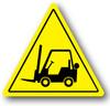 Durastripe Warning Sign - FORKLIFT