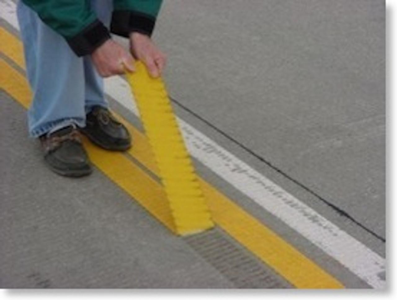 LiteMark Removable Pavement Marking Tape
