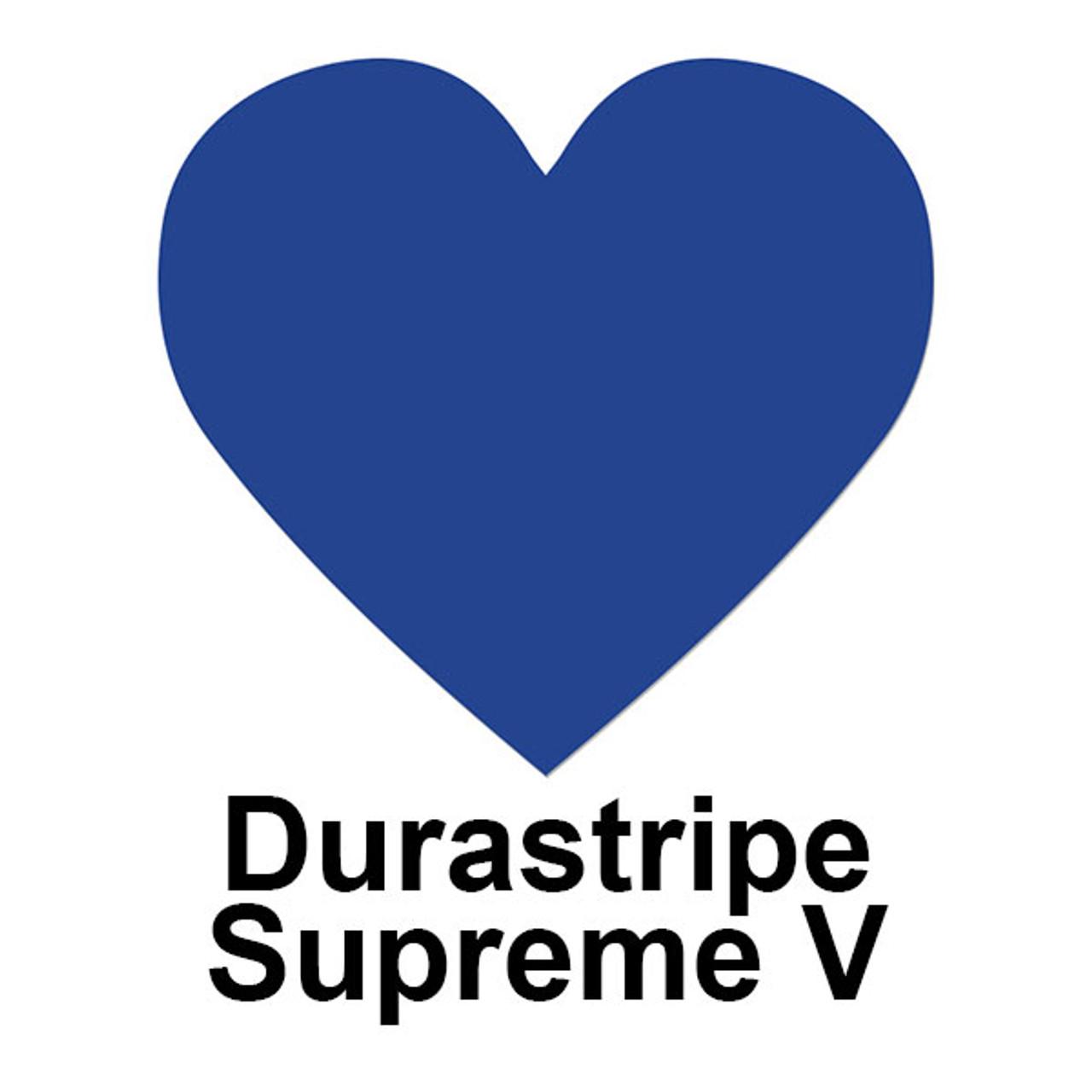 "Durastripe Supreme V Hearts 4.5"" x 4.5"" (Pack of 30)"