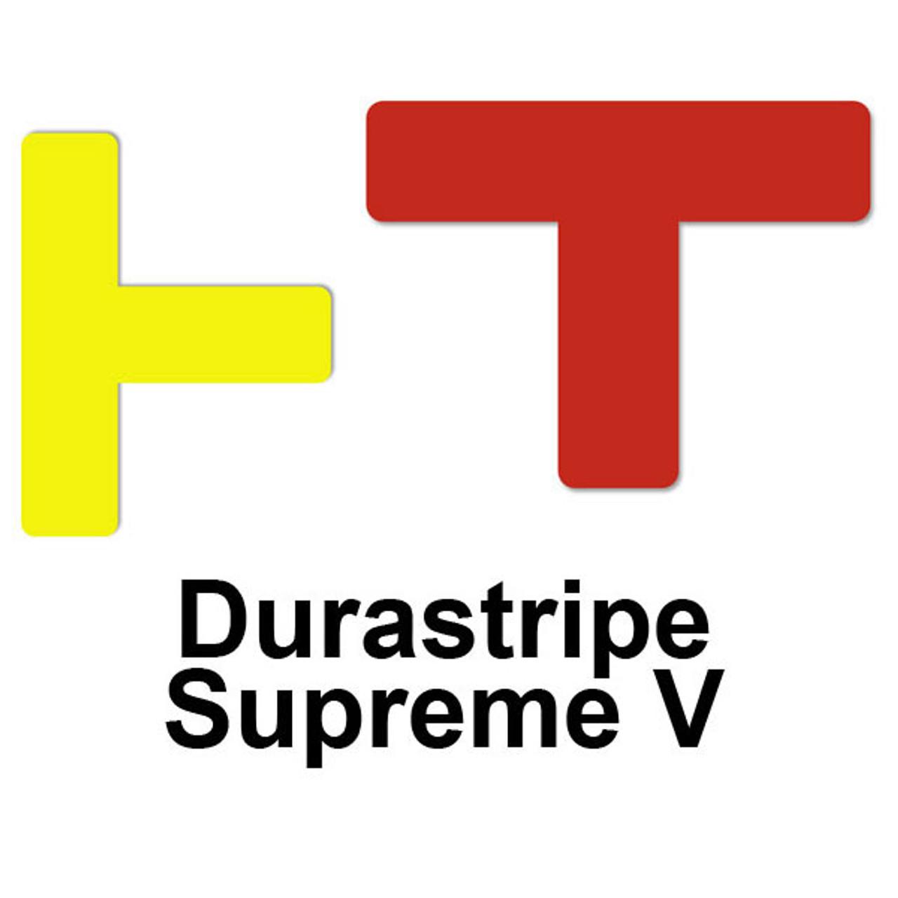 Durastripe Supreme V Rounded T's