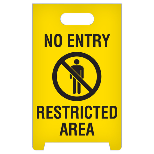 """A-frame Sign 