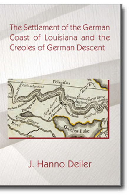 "Settlement of the German Coast of Louisiana and the Creoles of German Descent"" is a fascinating work filled with rare details, life and accomplishments of the early settlers of German heritage who came and helped form the young Louisiana."