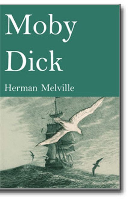 """Filled with physiological and metaphysical implications, Herman Melville's """"Moby Dick"""" is not only one of the Great American Novels, it is a paradox between reality and the supernatural."""