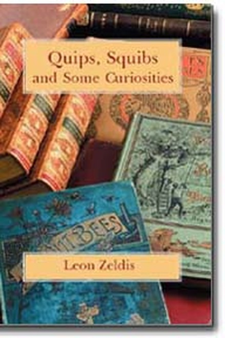 Quips, Squibs and Some Curiosities is a collection of funny, ironic and sometimes vindictive thoughts from some of the most skilled individuals with a pen.