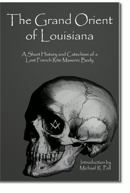 An amazing look into a forgotten Masonic body existing in New Orleans during the late 1800's and early 1900's.