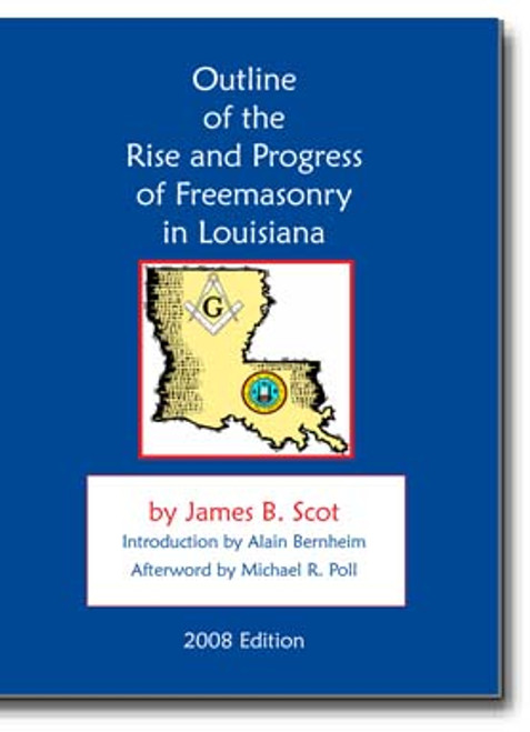 This facsimile reproduction of the 1873 first edition is the granddaddy of modern Louisiana Masonic history books. Scot traces Louisiana Masonry from the organization of Perfect Union and Etoile Polaire Lodges until approximately 1870.