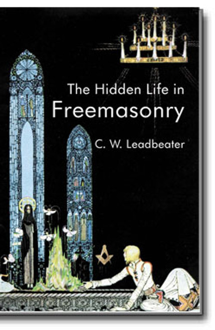 This classic Masonic esoteric work is designed for the student seeking far deeper meanings in Masonry.