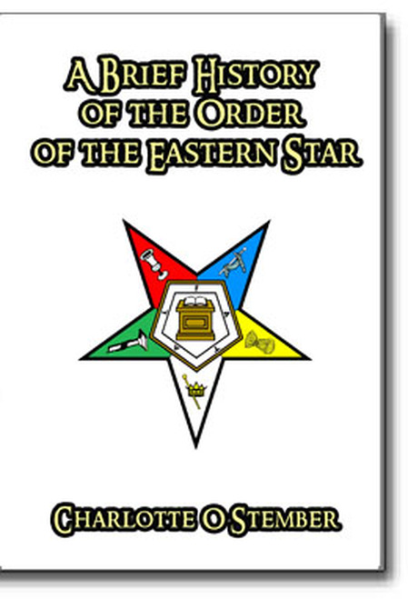 This little book is filled with useful information on the development of the Order of the Eastern Star in the United States.