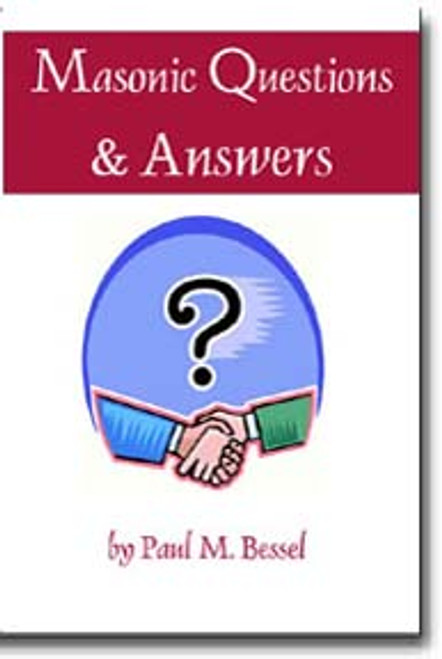Paul M. Bessel gets to the heart of understanding Freemasonry with this light, easy to read and understand question and answer book.