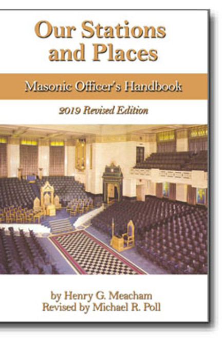 One of the most respected Masonic officer's handbooks has been revised for the 21st century Freemason. The various stations of the lodge are examined and practical suggestions are offered to help each officer best perform his duties.