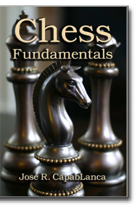 "This is a photographic reproduction of Capablanca's 1921 classic ""Chess Fundamentals"" considered by later World Chess Champion, Mikhail Botvinnik, as the best chess book ever written."