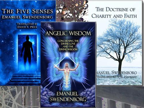 Emanuel Swendenborg Book Bundle