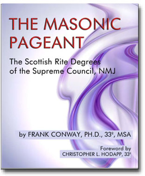 The Masonic Pageant is a clearly written and easy to understand explanation of the Scottish Rite Degrees as worked by the Supreme Council, Northern Masonic Jurisdiction.