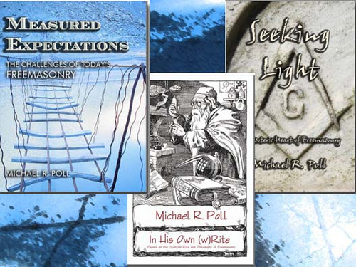 Michael R. Poll Masonic Book Bundle.
