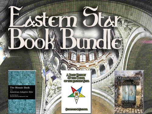 Eastern Star Book Bundle