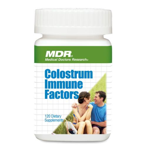 Colostrum Immune Factors, 120 ct.