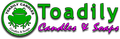 Toadily Candles & Soaps