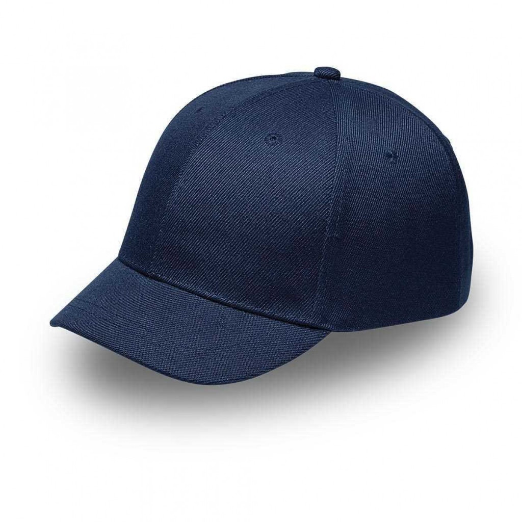 Navy Bump Cap with The Bump Included