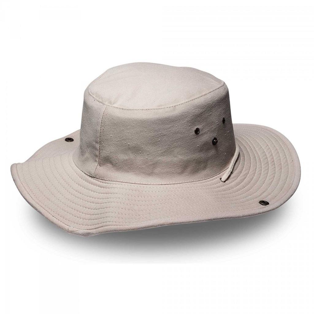 Stone Kiddies Wide Brim Safari Hat