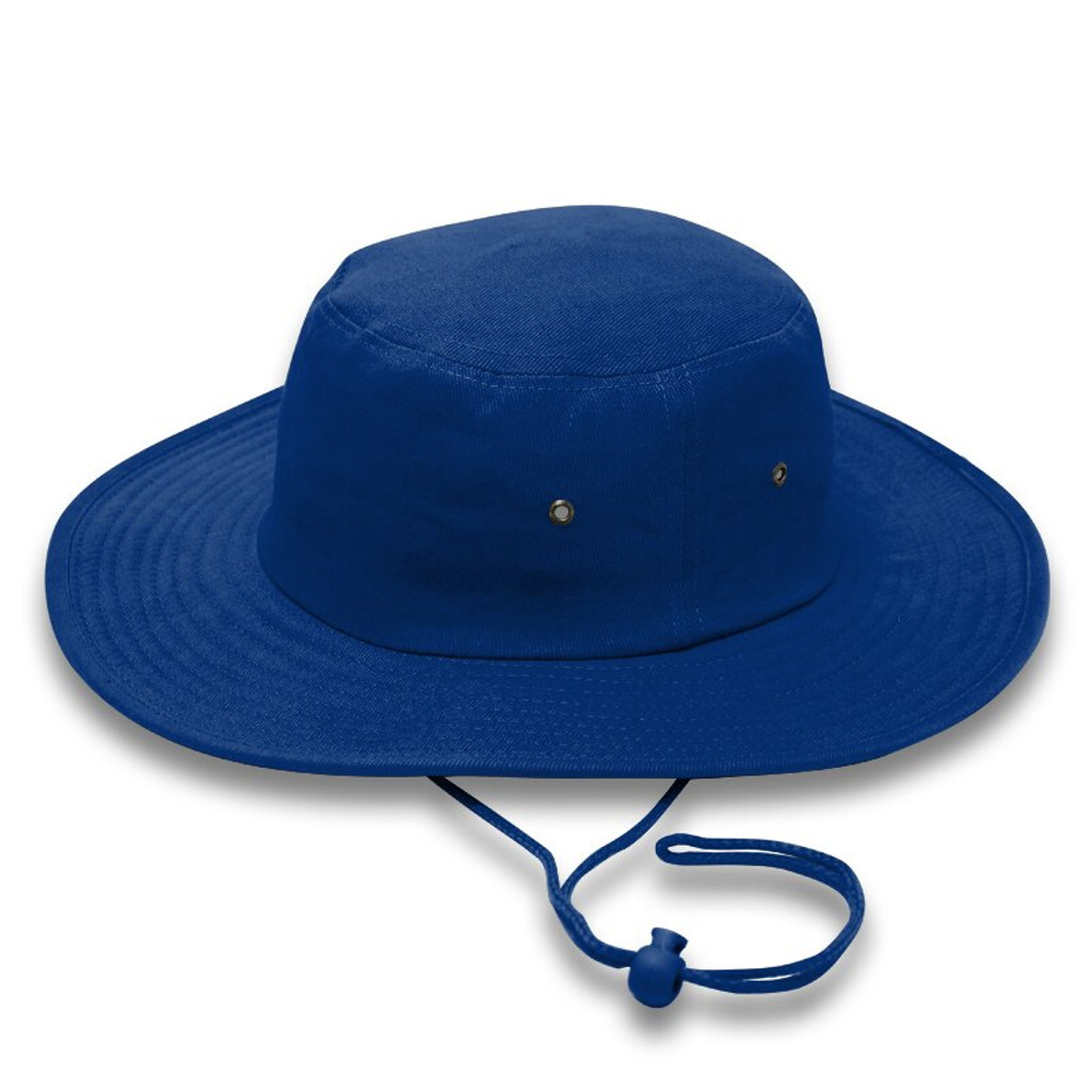 Royal Blue Cricket Hat