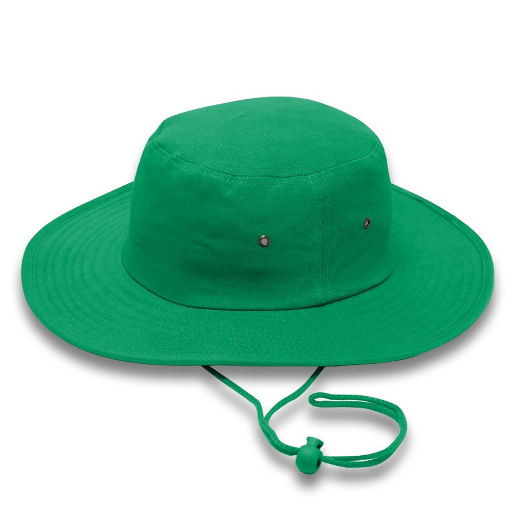 Emerald Green Cricket Hat