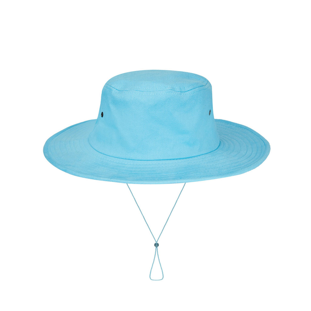 Powder Blue Cricket Hat
