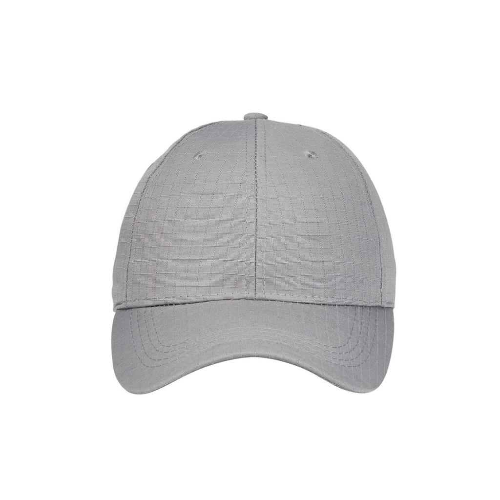 Grey Cube Cap