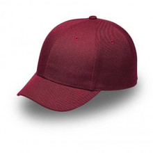 Burgundy Bump Cap with The Bump Included