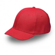 Red Bump Cap with The Bump Included