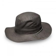 Olive Kiddies Wide Brim Safari Hat