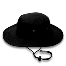 Black Cricket Hat