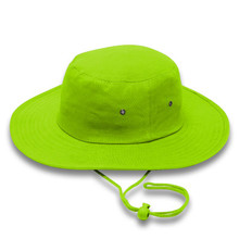 Lime Cricket Hat