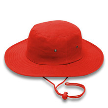 Red Cricket Hat